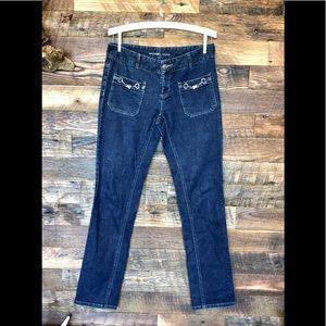 Women's Michael Kors Straight Leg Jeans Sz 6